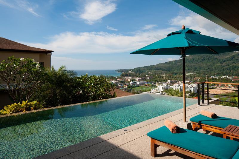 Andaman Residences - 242 Villa Tantawan - Image 1 - Kamala - rentals