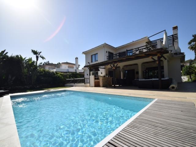 Villa Lunar - Image 1 - Marbella - rentals