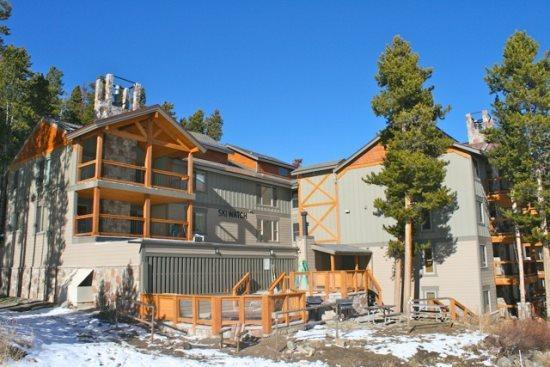 Ski Watch - Ski In/Out, Exclusive Peak 8 Location! - Image 1 - Breckenridge - rentals
