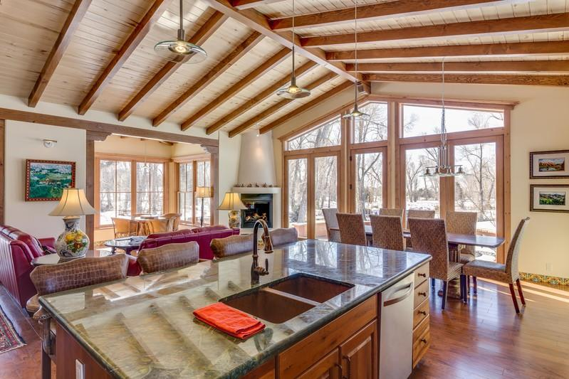 The River House - The River House - Durango - rentals