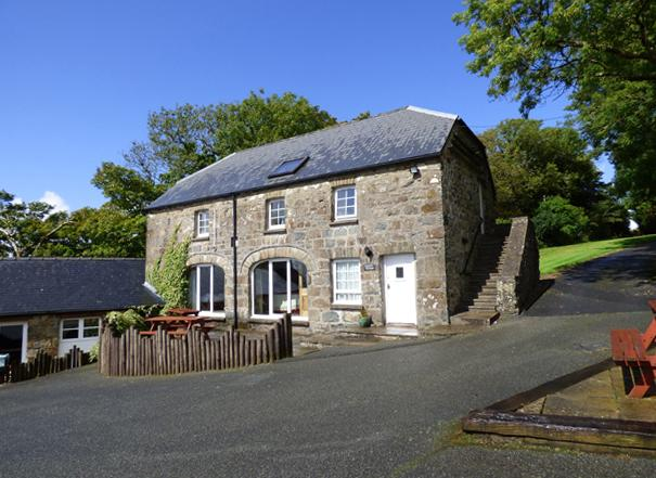The Coach House, Gellifawr Cottages - Image 1 - Fishguard - rentals