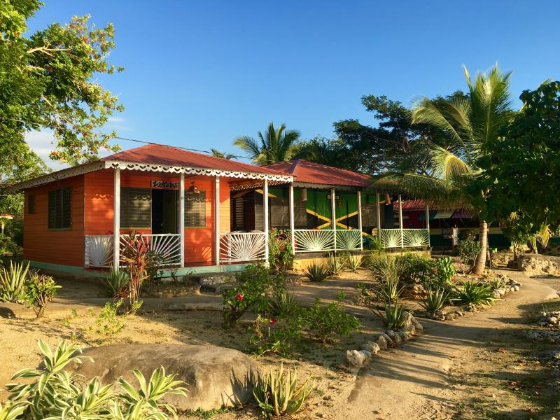 Seaside and Garden Cabins (One Bed) - Image 1 - Negril - rentals