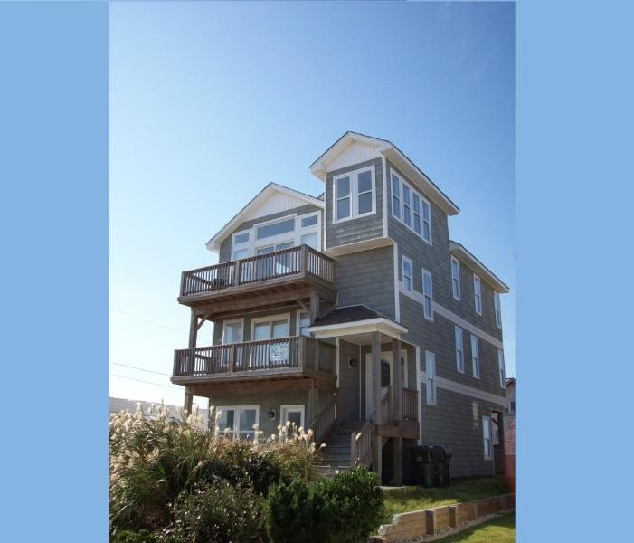 """Whalebone"" - 4 Bedroom Semi-Oceanfront Nags Head Beach House - Watch Sun Rise & Fall Over the Ocean & Sound, Pool - Nags Head - rentals"