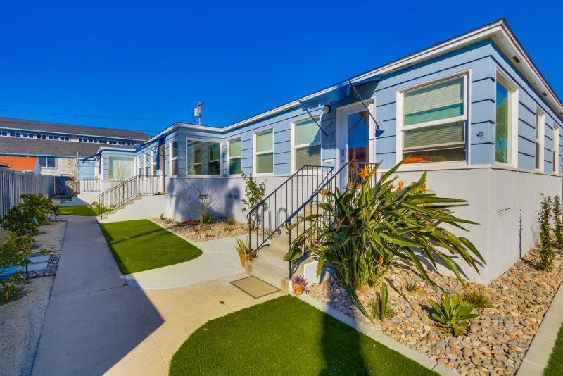 Brad`s Beach Bungalow - Image 1 - San Diego - rentals