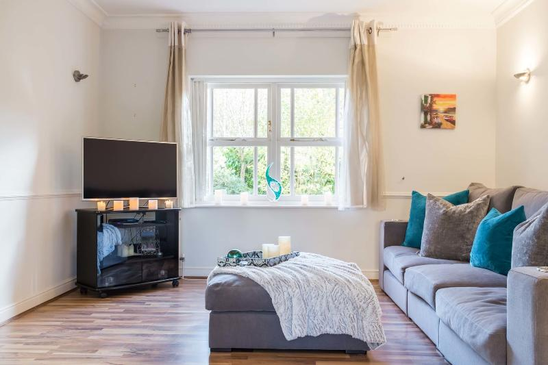 A pleasant two-bedroom apartment close to Tooting Bec Common. - Image 1 - London - rentals