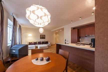 A Modern Luxury Apartment with Sauna - 4897 - Image 1 - Tallinn - rentals