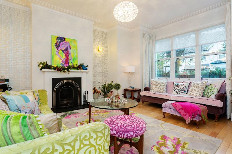 A unique and fun four-bedroom family home in North West London. - Image 1 - London - rentals