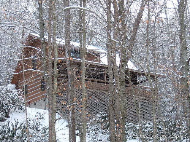 Timber Creek Cabin 1 - Image 1 - Valle Crucis - rentals