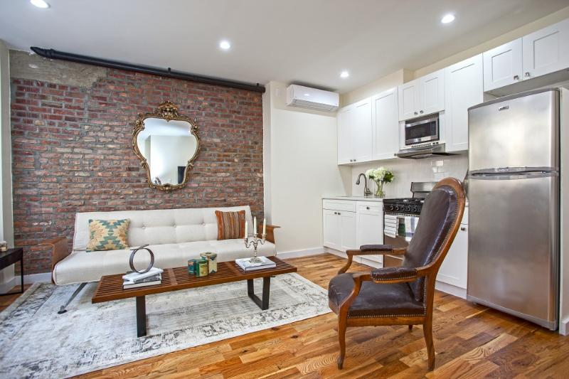 Living Room - Soho Luxury Condo in your own Private Building - New York City - rentals