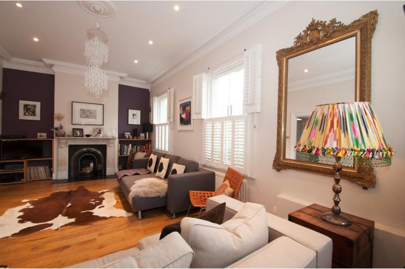 Glamorous 4 bed home on Wolsey Road, Islington - Image 1 - London - rentals