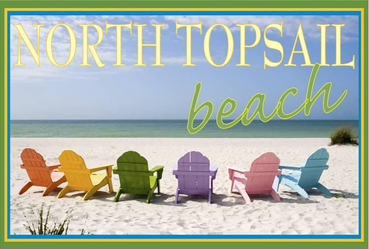 NC beach front condo, near Camp Lejeune - Image 1 - North Topsail Beach - rentals