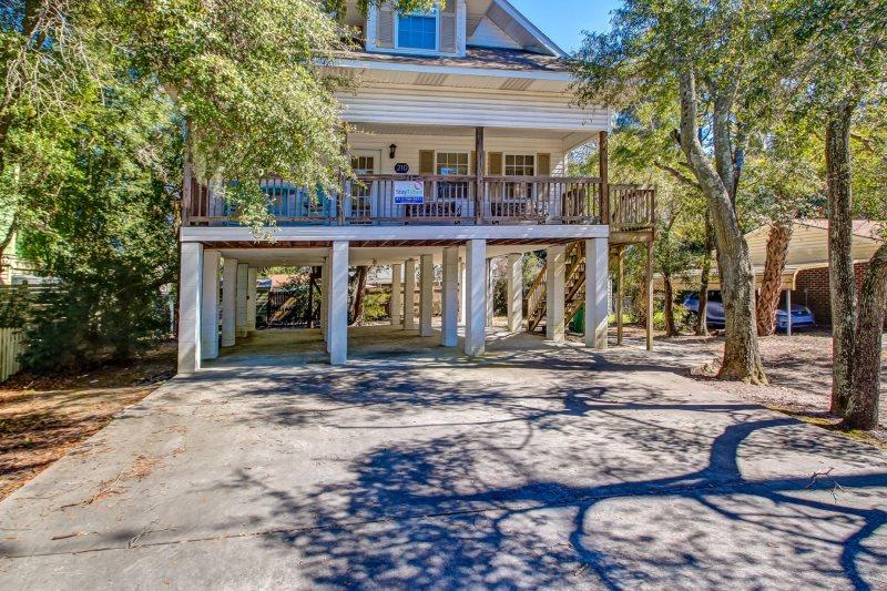 Jones Beach House - Image 1 - Tybee Island - rentals