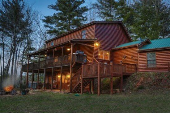 Bearadise Lodge - Blue Ridge GA - Image 1 - Blue Ridge - rentals