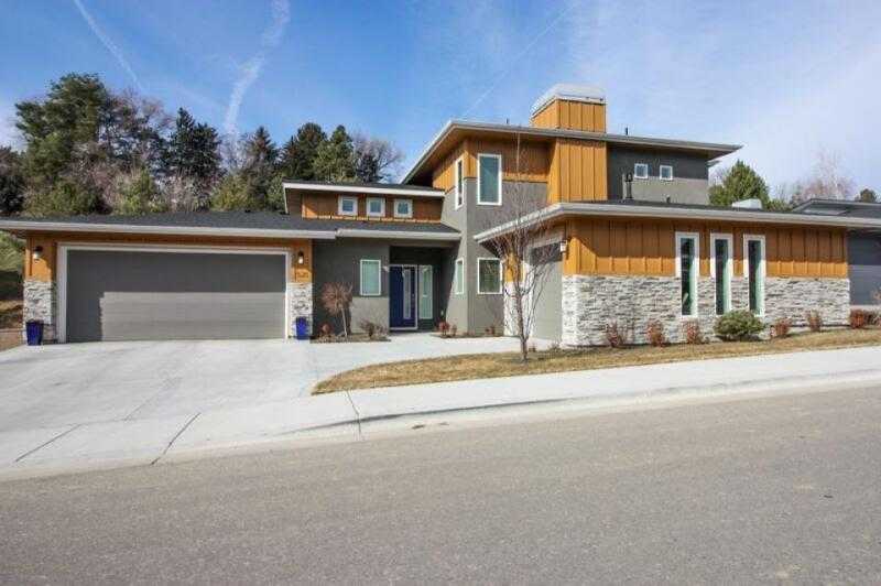 Newly built modern home in the North End with access to a shared pool! - Image 1 - Boise - rentals