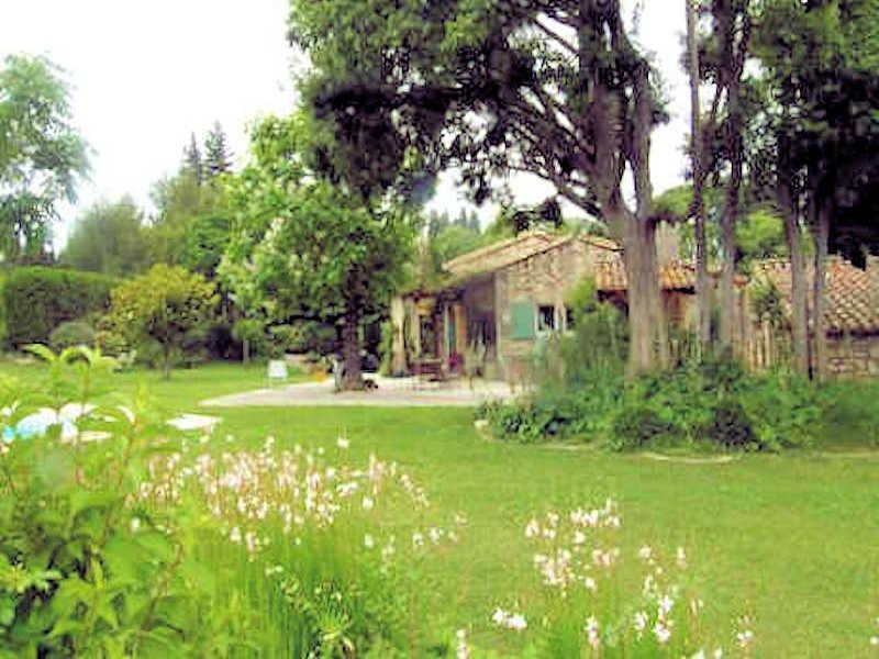 St-Rémy-de-Provence, Stone house 8p. private pool, huge garden - Image 1 - Saint-Remy-de-Provence - rentals