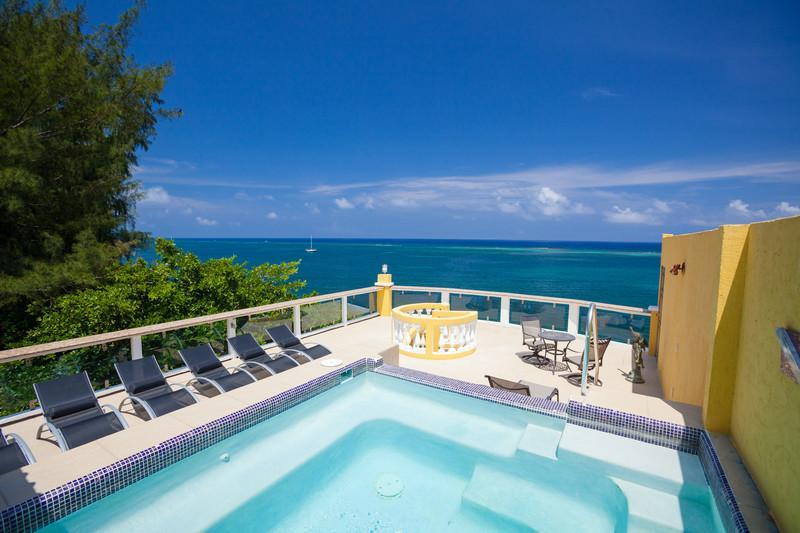 Villa Del Playa Penthouse #5 - Villa Del Playa Penthouse #5 - Roatan - rentals