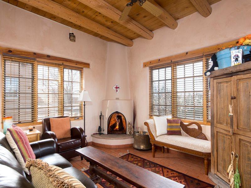 Living   - Adobe Destinations - Altos de Magdalena - Santa Fe - rentals