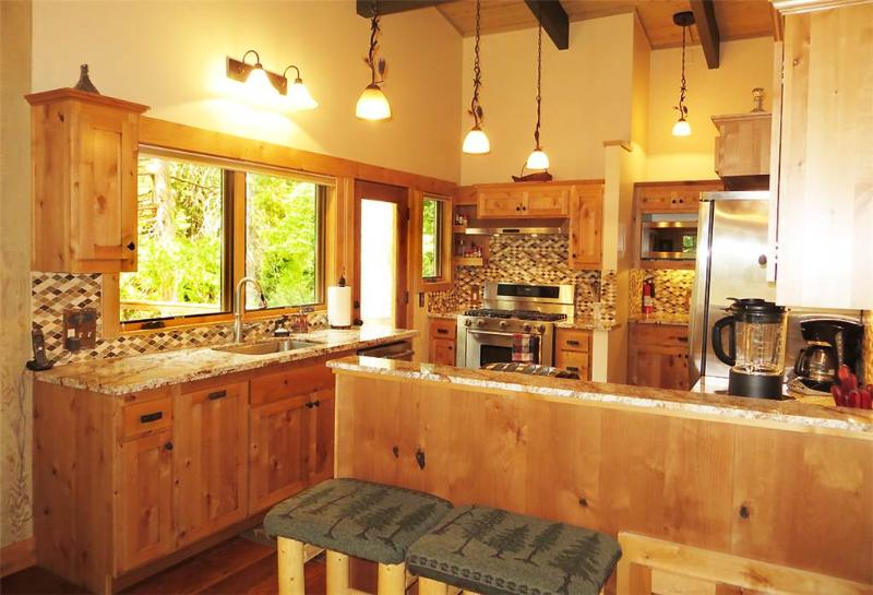 The Coturri Cabin - Image 1 - Tahoe City - rentals