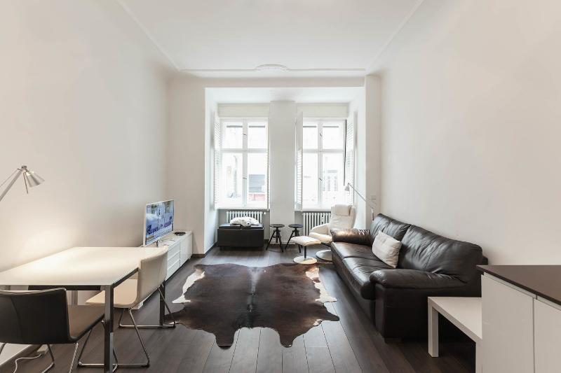 Living Room - Charlottenburg Lodge Vacation Lodge in Berlin - Berlin - rentals