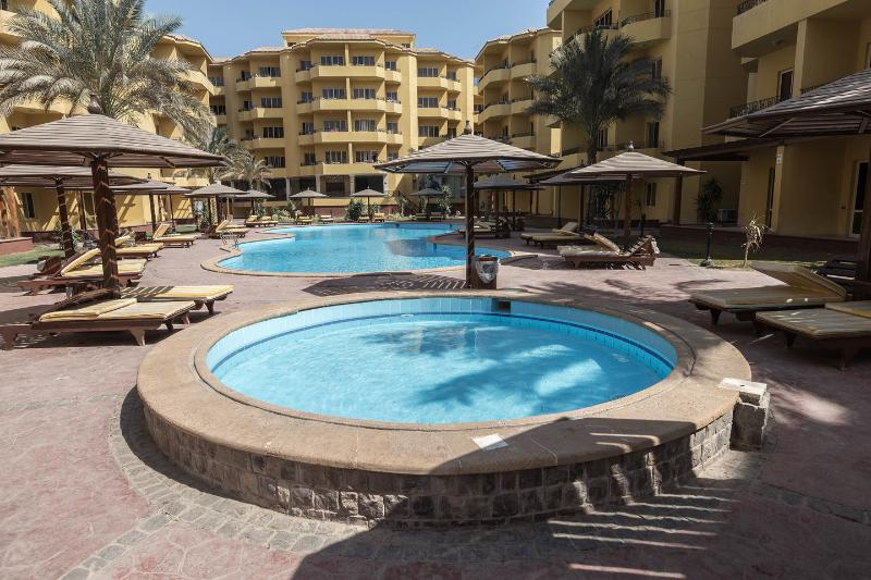 The Pool - Apartments in British resort, Hurghada, Egypt - Hurghada - rentals