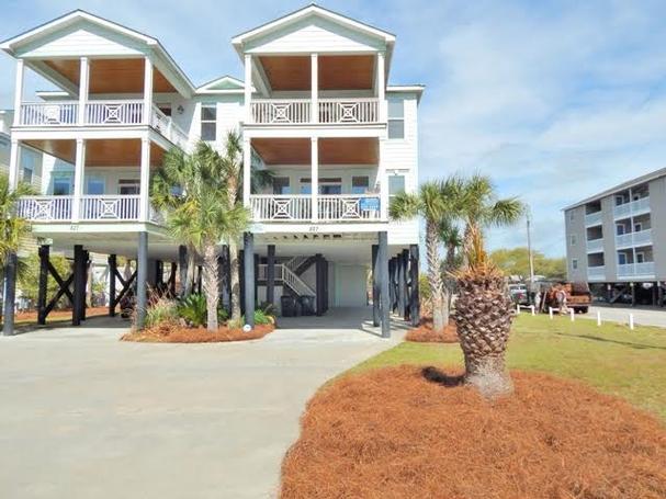 Tipsy Turtle - Image 1 - Garden City Beach - rentals