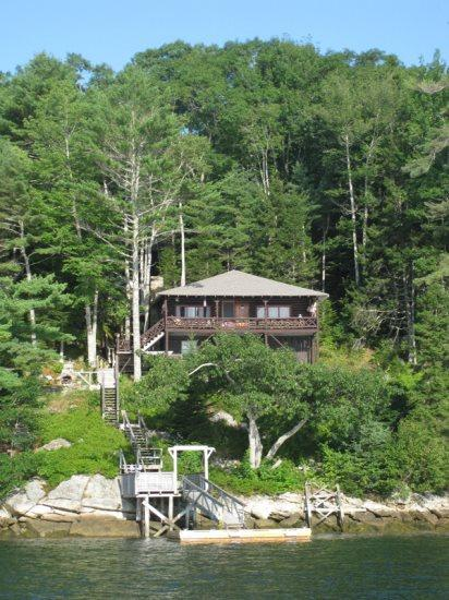 SALTAIRE| BOOTHBAY HARBOR | LINEKIN BAY | APPALACHEE LAKE | PRIVATE DOCK & FLOAT ON LINEKIN BAY | SHARED BEACH AND SWIM FLOAT FOR FRESHWATER APALACHEE LAKE | INCREDIBLE VIEWS | FAMILY VACATION | ROMANTIC GETAWAY - Image 1 - Boothbay - rentals