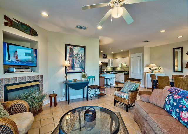 Villas at Seacrest C302-47049 - Image 1 - Panama City Beach - rentals