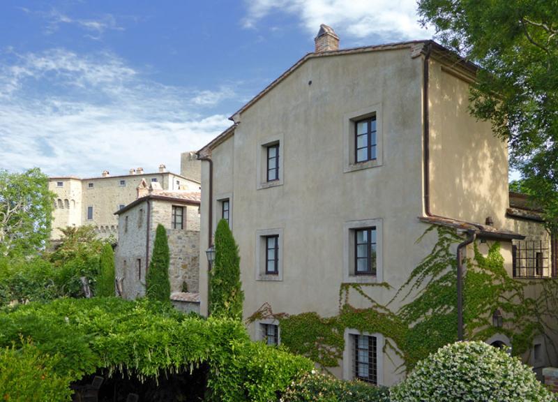 Casa Rossa - Image 1 - Palazzone - rentals