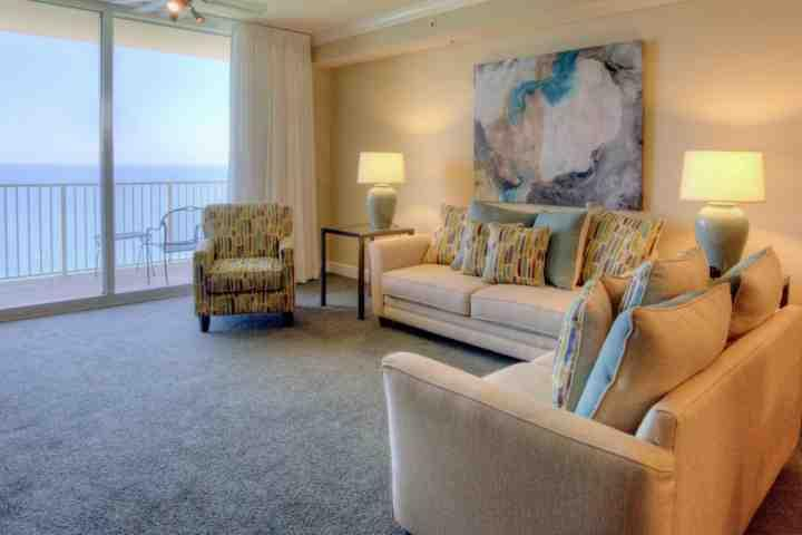 2305 Tidewater Beach Resort - Image 1 - Panama City Beach - rentals