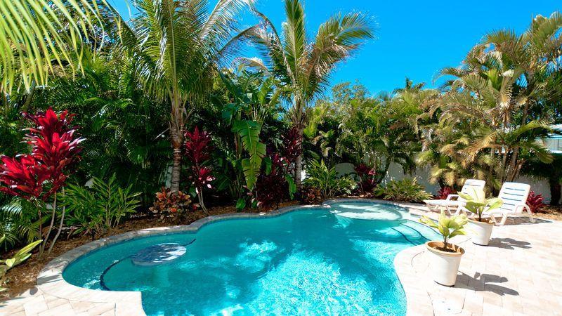 Beautiful Pool Home! - Bean Point Beach Cottage - Anna Maria - rentals