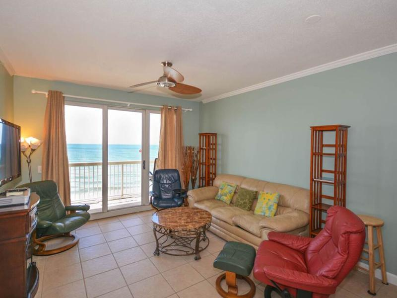 Seychelles Beach Resort 0505 - Image 1 - Panama City Beach - rentals