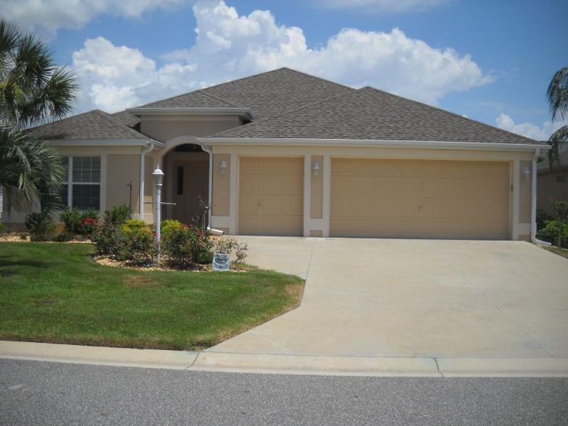 Odessa, a beautiful 3/2 in The Villages, Fl - Beautiful home with New Furnishings & Decorations - The Villages - rentals