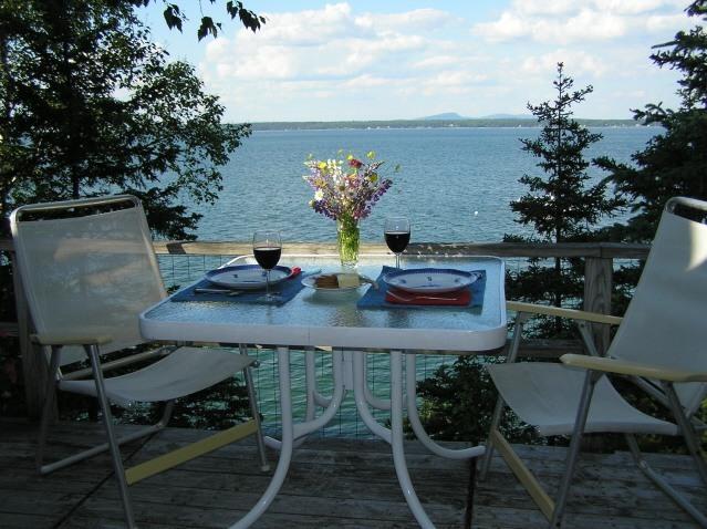 Romantic Moment - Charming Oceanfront Escape - Acadia - Bar Harbor - rentals