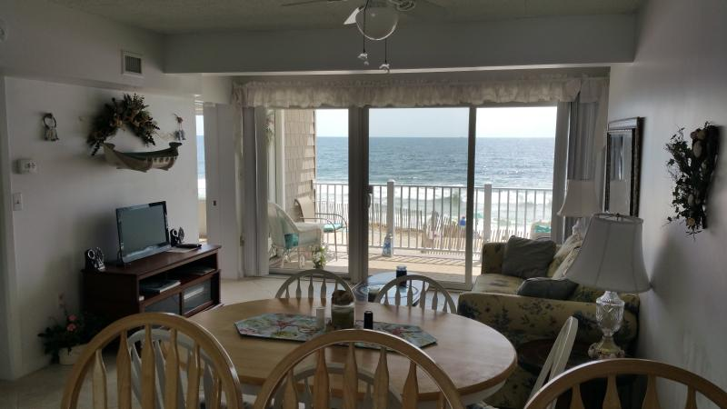 Oceanfront Condo Directly On Beach! - Image 1 - Normandy Beach - rentals