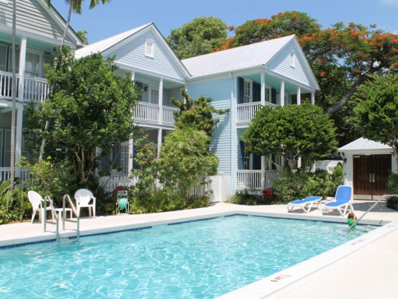 Island Wind Windward Park Swimming Pool - Island Wind Best Key West Old Town Rental - Key West - rentals
