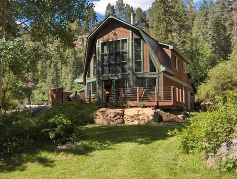 Double J- Cabin in the summer - Double J Cabin - Durango - rentals