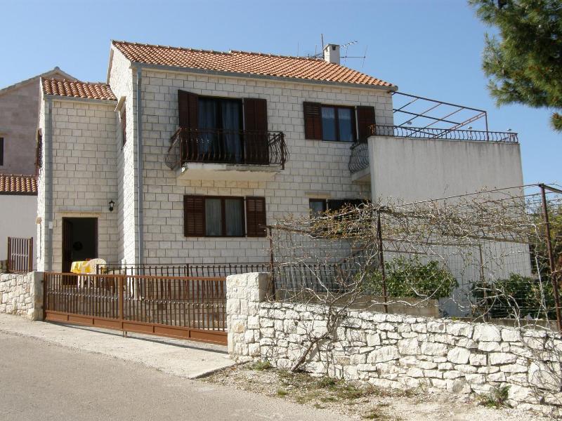 house - Šana A1(2+1) - Splitska - Splitska - rentals
