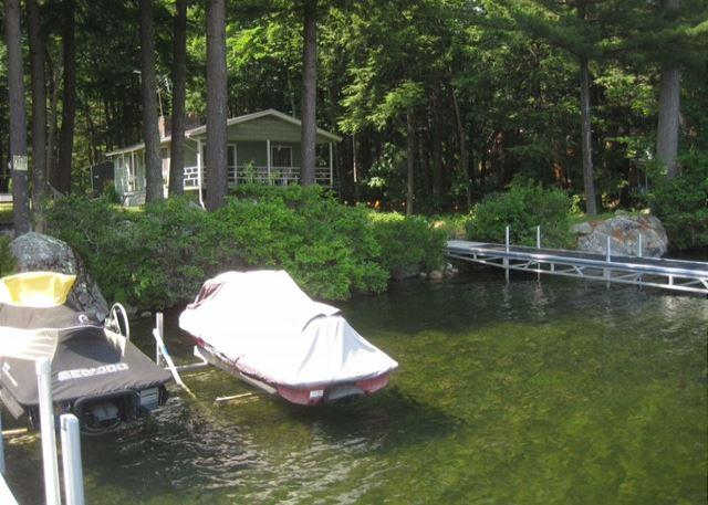 Cottage on Lake Winni (CZA11W) - Image 1 - Moultonborough - rentals