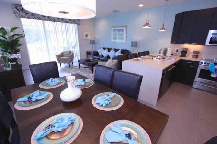 Open Floor Plan w/Pool View - 1424 Dream Retreat - Clermont - rentals