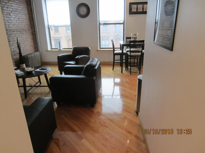 Furnished 2-Bedroom Apartment at Bedford Ave & Lexington Ave Brooklyn - Image 1 - New York City - rentals