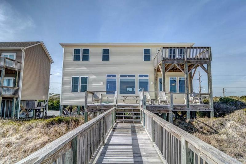 SALTY PAWS - Image 1 - Topsail Beach - rentals