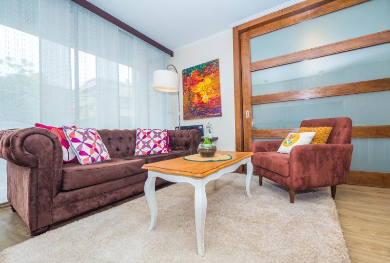 Plush 1 Bedroom Apartment in Providencia - Image 1 - Santiago - rentals