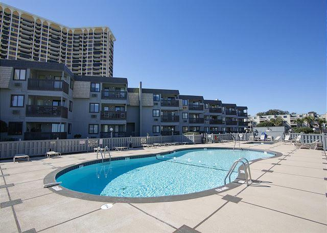 Great Ocean View - 2 Bedroom, 2 Bath - A Place at the Beach IV #136 - Image 1 - Myrtle Beach - rentals