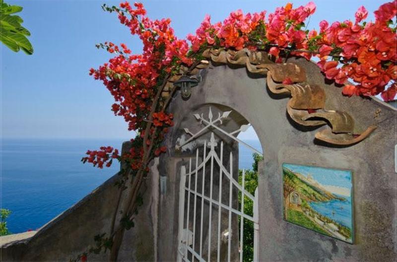 Casa Daniela B - seaview, terrace, pool + parking - Image 1 - Praiano - rentals