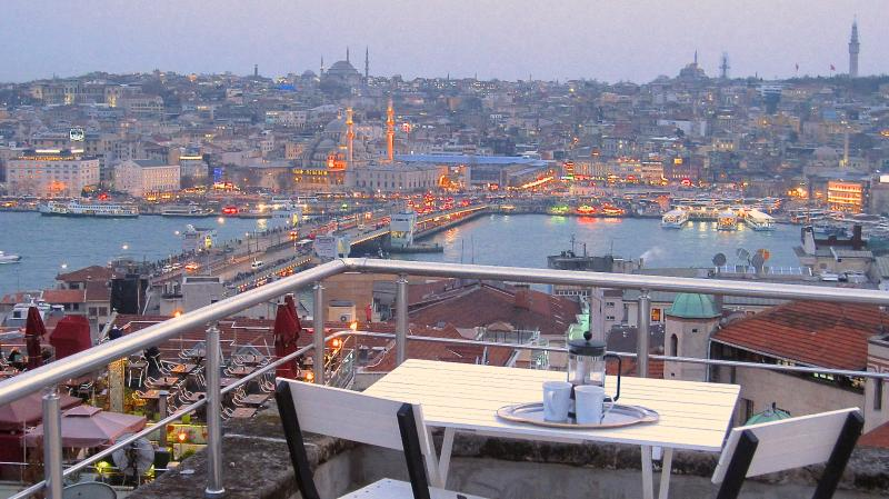 spacious characterful, fabulous views from terrace - Image 1 - Istanbul - rentals