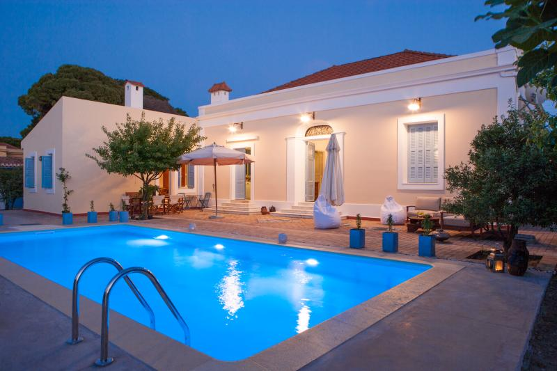 Villa Pyrgo with Swimming Pool, close to the beach - Image 1 - Rhodes Town - rentals