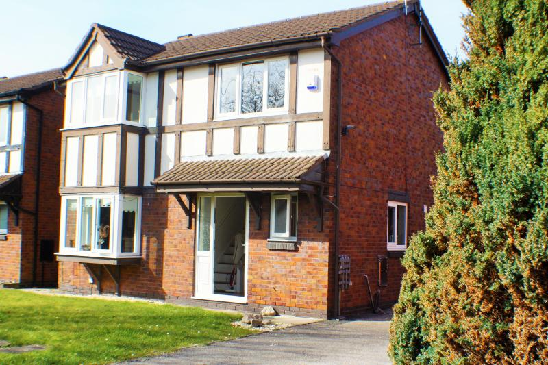 Front view - Bluebell Cottage  sleeps 6, can link with Mayfield - Thornton Cleveleys - rentals