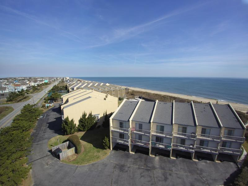 Oceanfront Condo 3BR - The Quay - Guest Pool - Image 1 - Nags Head - rentals
