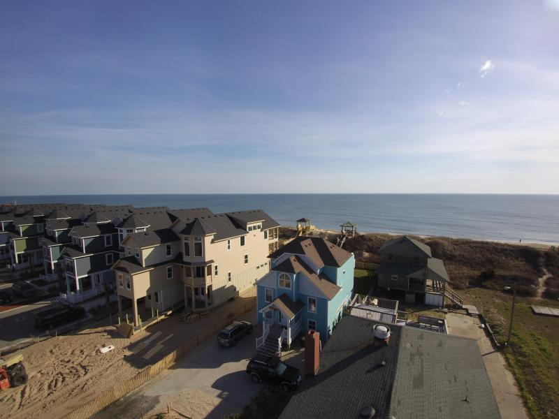 Splish Splash - 6 BR Oceanfront home - Splash Pad - Image 1 - Nags Head - rentals