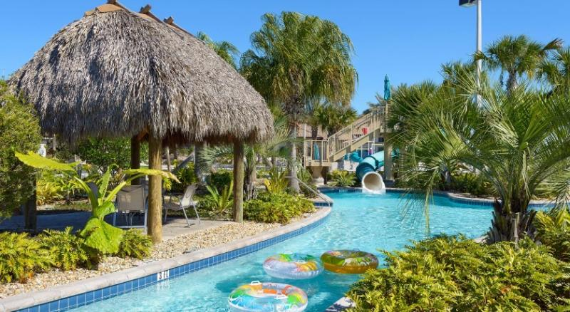 Lazy river, private pool... YEAH! - Image 1 - Orlando - rentals
